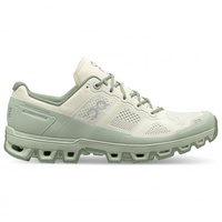 On Cloudventure W white/moss 38,5