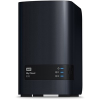 Western Digital My Cloud EX2 Ultra 12TB (2 x 6TB)