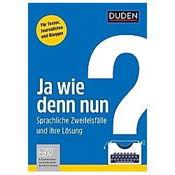 Ja wie denn nun?. Anja Steinhauer  - Buch