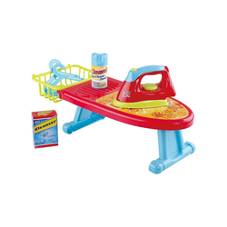 Playgo Kinder-Küchenset Kinder Bügeleisen Set - 9 tlg.