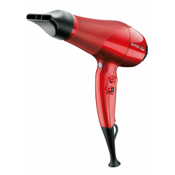 ermila Haartrockner Hair dryer COMPACT red