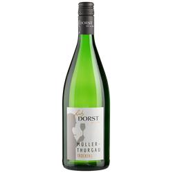 Lady Dorst Müller-Thurgau Liter trocken - 2019 - Dorst - Deutscher Weißwein