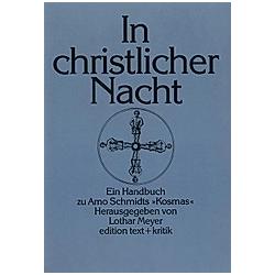 In christlicher Nacht - Buch