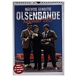 Die Olsenbande 2021  m. DVD - Kalender