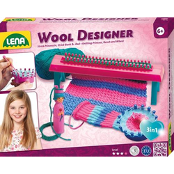 LENA Wool Designer Strickset