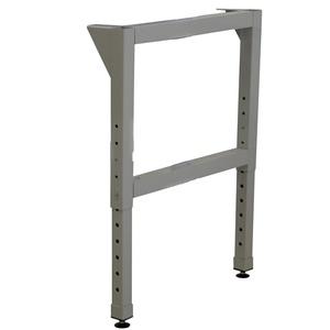 ADB Werkbankfuß Werktisch-Stützbein höhenverstellbar Tiefe 70cm