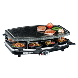Cloer Raclette 6430 Raclette Grill