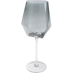 Weinglas DIAMOND SMOKE(DH 11x27 cm) KARE DESIGN