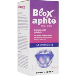 BLOXAPHTE Oral Care Mundspülung 100 ml