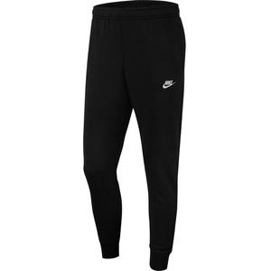 NIKE Sportswear Club French-Terry Jogginghose black/white XXL