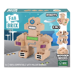 FabBrix SEA ANIMALS (3in1)