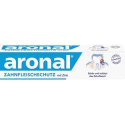 Aronal Zahnpasta 2er Pack 150ml