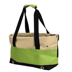 Nobby Tasche Salta beige/grün für Hunde
