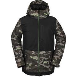 Volcom - Deadlystones Ins Jacket Army - Skijacken - Größe: M