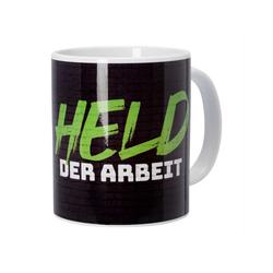 Borussia Mönchengladbach Tasse Held der Arbeit