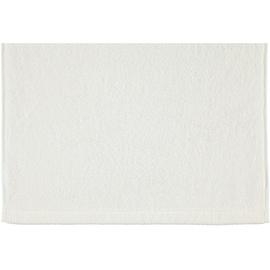 CAWÖ Life Style Uni 7007 Waschhandschuh 16 x 22 cm weiß