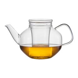 Jenaer Glas Teekanne Tea Relax Family mit Sieb 1.4 L