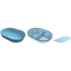 SureFeed Pet bowl Set Futterschalen Set Blau 1St.