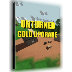 Unturned Permanent Gold Account Upgrade Steam Gift GLOBAL