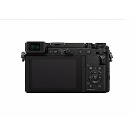 Panasonic Lumix GX9H schwarz + 14-140mm OIS