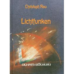 Lichtfunken als Buch von Christoph Rau
