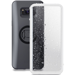 SP Connect Samsung Galaxy S8+/S9+ Weather Cover, white, Größe One Size