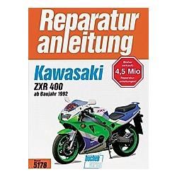 Kawasaki ZXR 400 (ab 1992) - Buch