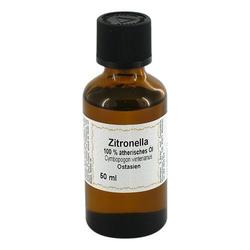 ZITRONELLA 100% ätherisches Öl 50 ml