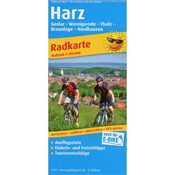 Harz 1:100 000