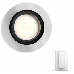 Philips Hue LED Einbaustrahler Milliskin, Smart Home