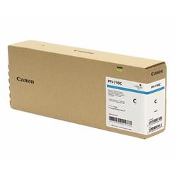 Canon Tinte PFI-710 C Cyan, 700 ml