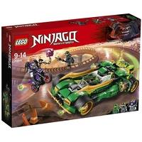 Lego Ninjago Lloyds Nachtflitzer (70641)