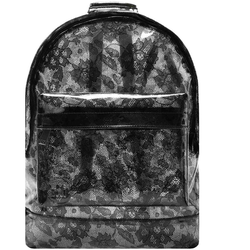 Rucksack MI-PAC - Transparent Lace Black (S02)