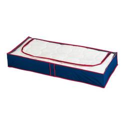 Wenko Unterbettkommode Blau-Rot, 8er Set