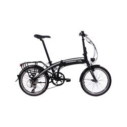 """CHRISSON, E-Bike EF1, 20 """", 8-Gang, 8.7 Ah grau"""