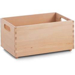 Zeller Present Holzkiste, für jeden Bedarf 30 cm x 15 cm x 20 cm