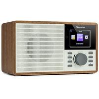 Auna IR-160 SE Internetradio braun