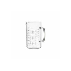 Ritzenhoff & Breker Messbecher CUISINE Messbecher mit Henkel aus Glas 0,8 l, Glas
