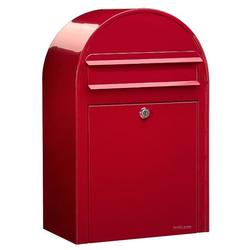 Bobi Classic Großraum-Briefkasten RAL 3001 Farbe rot 01.01.01.01