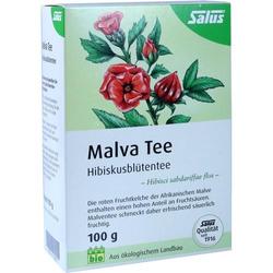 MALVATEE Hibiskusblütentee Bio Salus 100 g