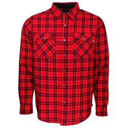 Hemd INDEPENDENT - Mill Shirt Plaid (PLAID) Größe: S