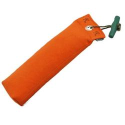 Dummy 500 gram voor de hond  Oranje