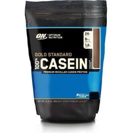 Optimum Nutrition Gold Standard 100% Casein Chocolate Supreme Pulver 450 g