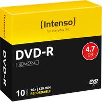 Intenso DVD-R 4,7GB 16x 10er Jewelcase