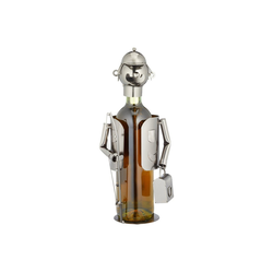 HTI-Living Weinflaschenhalter Weinflaschenhalter Angler, (1-St)