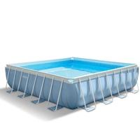 Intex Prism Frame Pool Set 427 x 427 x 107 cm inkl. GS-Pumpe