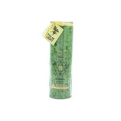 yogabox Duftkerze Chakra 4 Anahata grün