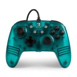 PowerA Nintendo Switch Frost Controller Nintendo-Controller (Packung, 1 St., für Nintendo Switch) grün