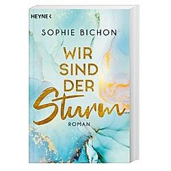 Wir sind der Sturm / Redstone Bd.2. Sophie Bichon  - Buch