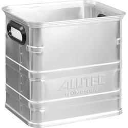 Alutec U 40 40040 Transportkiste Aluminium (L x B x H) 387 x 290 x 360mm